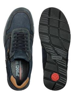 Aquastop Sneaker Blau Detail 2