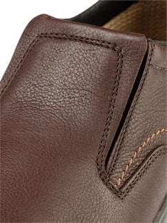 Funktions-Slipper Active Braun Detail 4