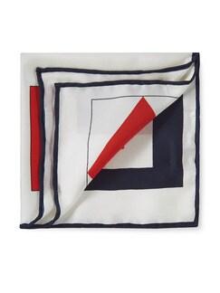 Einstecktuch Flaggenalphabet