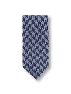 Masterclass Krawatte Hahnentritt