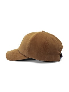 Thermo-Cord-Basecap Camel Detail 1