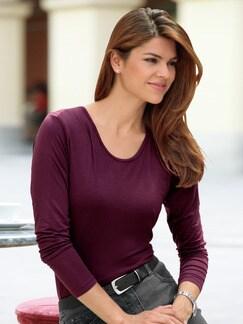 Shirt Langarm Dame (Posten)