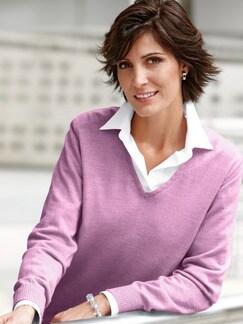 Pullover Dame (Posten) Diverse Detail 1