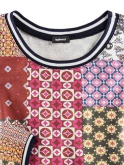 Blouson-Shirt Lissabon Zimt Multicolor Detail 3