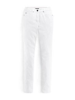Powerstretch Jeans Weiß
