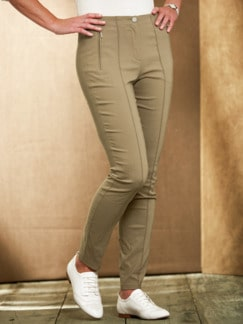 Softbundhose Thermostretch Camel Detail 3