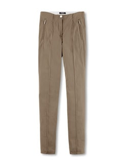 Softbundhose Thermostretch Camel Detail 4