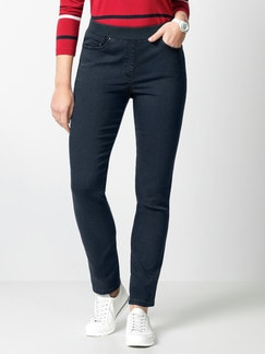 Raphaela by Brax Dynamic Jeans Darkblue Detail 1