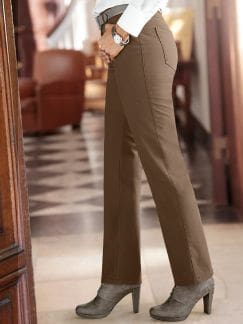 Thermolite-Hose Five Pocket Taupe Detail 1