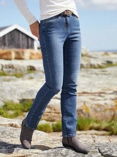 Husky-Jeans Blue Stoned Detail 2