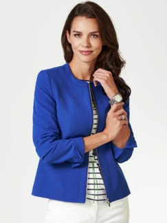 Cityblazer Everyday Royalblau Detail 1