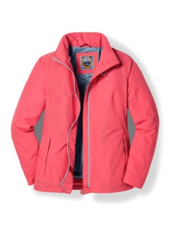 Klepper Aquastop Protection Jacke Hibiskus Detail 2