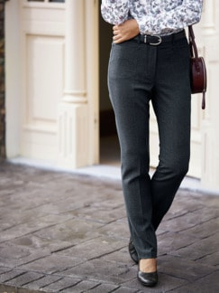 24-Stunden-Kofferhose Jeansblau Detail 3