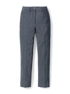 24-Stunden-Kofferhose Jeansblau Detail 4