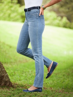 Jeans Bestform Medium Blue Detail 2