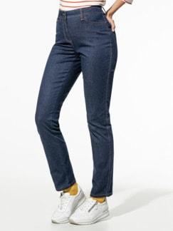 Ultraleicht-Jeans Dark Blue Detail 1
