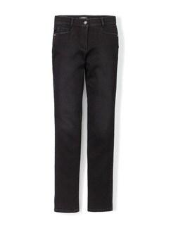 Skinny Jeans Black Detail 2