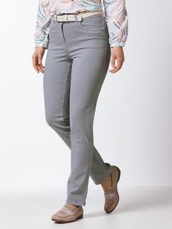Jeans Bestform Silbergrau Detail 1