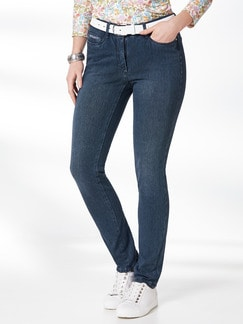 Five-Pocket-Jeans Heimat dark blue Detail 1