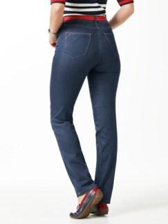 Yoga-Jeans Ultraplus Slim Fit Blue Stoned Detail 3
