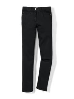 Yoga-Jeans Ultraplus Slim Fit Black Detail 2