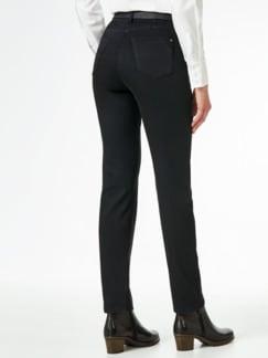 Yoga-Jeans Ultraplus Feminine Fit Black Detail 3