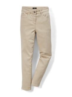 7/8- Jeans Bestform Sand Detail 2