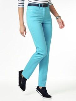 Powerstretch Jeans Aqua Detail 1