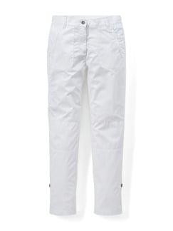 Klepper Baumwollhose Clean Protect Weiß Detail 2