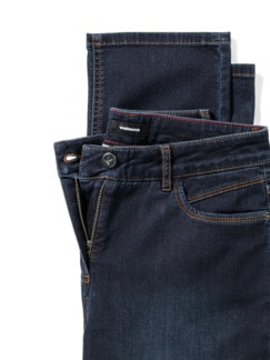 Jogger Jeans Dark Blue Detail 4