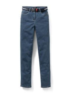 Gürtel- Jeans Medium Blue Detail 2