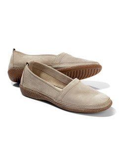 Koffer-Slipper Taupe Detail 1