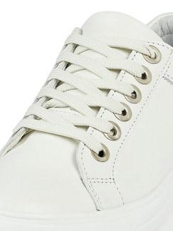 City-Sneaker Everyday Weiß Detail 4