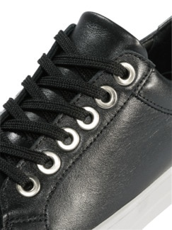 City-Sneaker Everyday Schwarz Detail 4