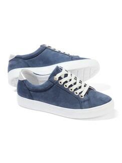 City Sneaker Everyday Jeansblau Detail 1