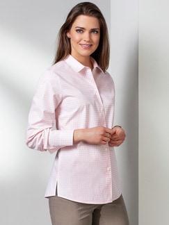 Extraglatt-Bluse Modern Classic