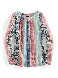 Shirtbluse Millefleur Streifen