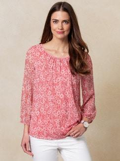 Shirtbluse Daisy Koralle Detail 1