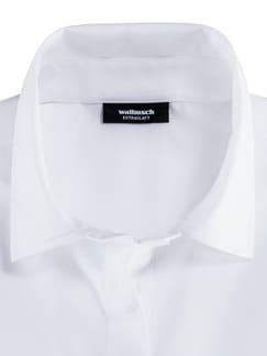 Bluseneinsatz Weiß Detail 3