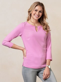 Shirtbluse Duchess Pink Detail 1