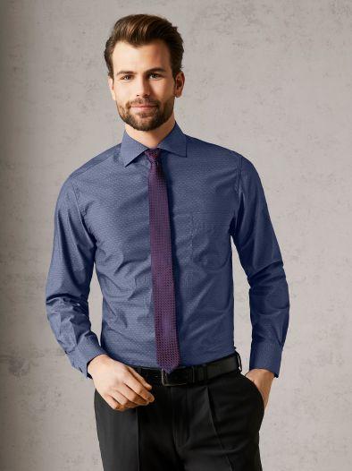 Extraglatt-Hemd Minimal Slim Fit