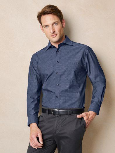 Extraglatt-Hemd Minimal Comfort Fit