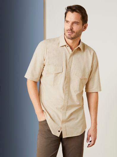 Kurzarm-Shirt Serengeti