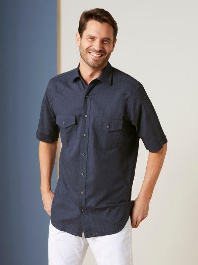 Kurzarm-Shirt El Paso