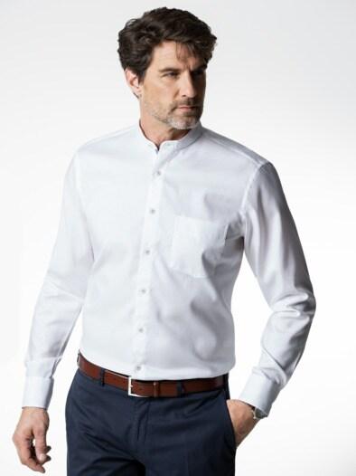 Extraglatt-Hemd Wechselkragen