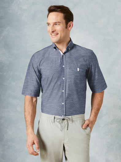Easycare-Slub-Shirt