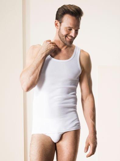 Bio-Cotton Unterhemd 2er-Pack