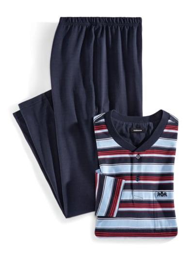 Streifen Pyjama Regatta