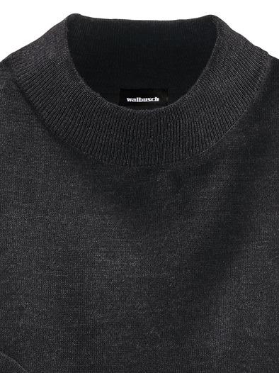 abgeholt großer Verkauf am besten wählen Merino-Mix Stehbund-Pullover