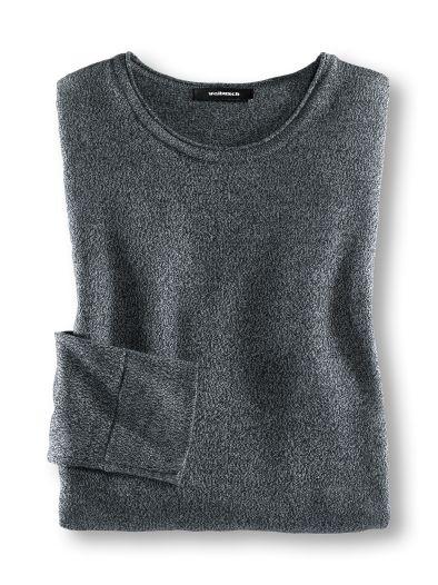 Extrafein Baumwoll-Pullover